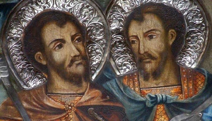 Ψυχοσάββατο Αγίων Θεοδώρων μεθαύριο - Στείλτε ονόματα και κόλλυβα στην Εκκλησία