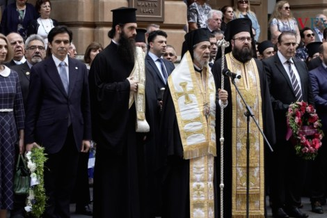 Τα 200 χρόνια από το 1821 στο Σύδνεϋ | orthodoxia.online | συδνευ | 200 χρονια 1821 | ΚΟΣΜΟΣ | orthodoxia.online