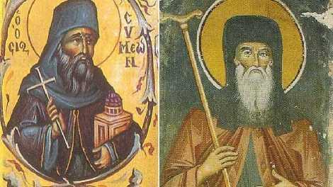 Ο ανυπόδητος Άγιος και ηγούμενος