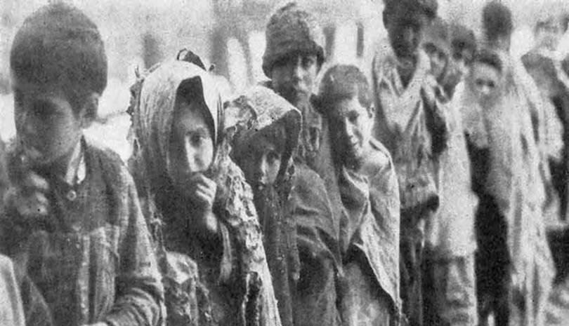 Γενοκτονία των Αρμενίων: Ο Ευφράτης είναι ακόμα κόκκινος