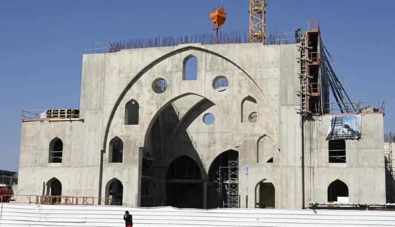 Μετωπική Μακρόν - Ερντογάν για το τζαμί στο Στρασβούργο