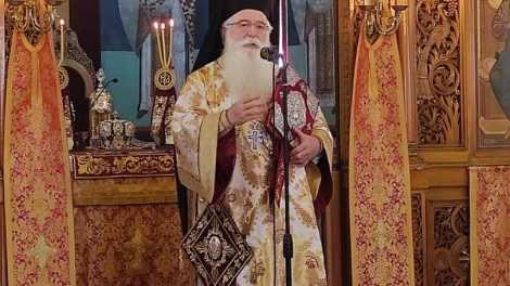 """Μητροπολίτης Δημητριάδος: """"Κάποιοι έχουν βαλθεί να σταυρώσουν την Εκκλησία"""""""