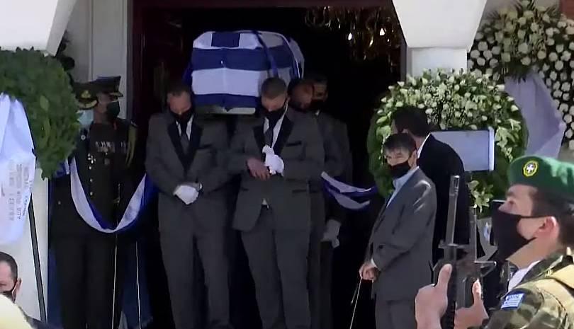 Το τελευταίο αντίο στον Εθνικό ευεργέτη Ιάκωβο Τσούνη