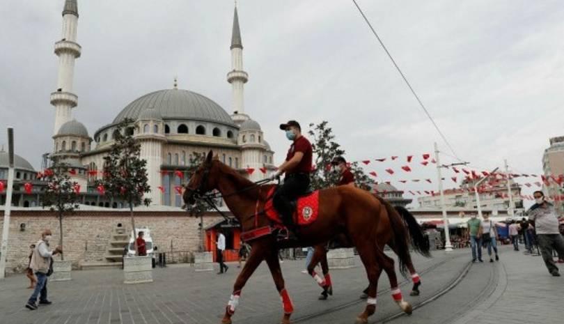Τουρκία: Ρεκόρ θανάτων και κρουσμάτων από κορωνοϊό