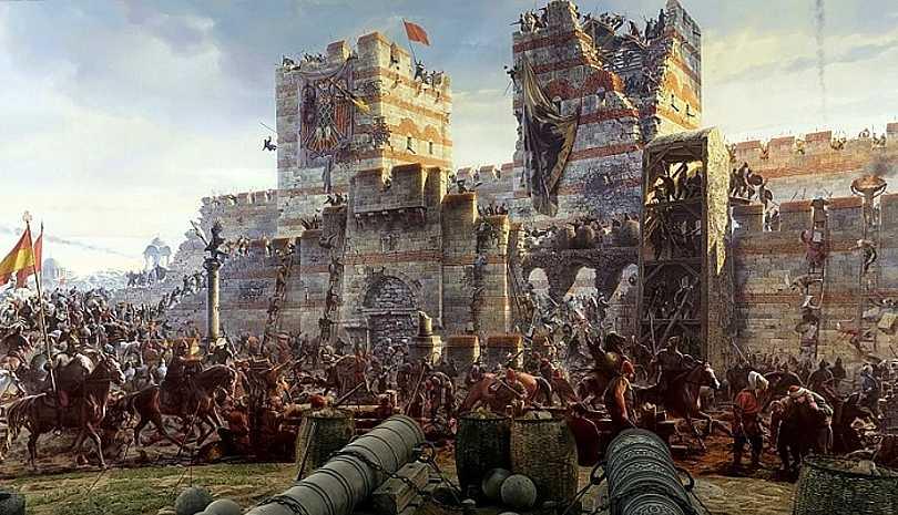 Το χρονικό της άλωσης - 29 Μαΐου 1453