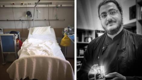 Βγήκε από το νοσοκομείο ο Αρχιμανδρίτης Παύλος Παπαδόπουλος