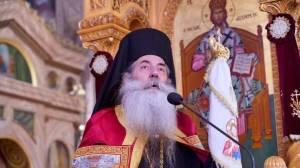 """Μητροπολίτης Πειραιώς: """"Ο Άγιος Λουκάς στάθηκε ανδρείος και ομολογητής """""""