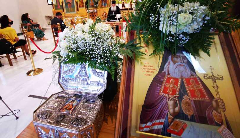 Παρασκευή 11 Ιουνίου Αγίου Λουκά του Ιατρού - Ξεκίνησαν οι εορτασμοί στο Ναύπλιο
