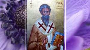 Εορτολόγιο 2021 – 23 Ιουλίου Άγιος Φωκάς Ιερομάρτυρας ο Θαυματουργός