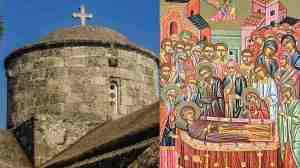 Εορτολόγιο σήμερα 25 Ιουλίου - Κοίμηση της Αγίας Άννας