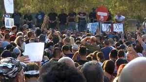 Κύπρος : Σε εξέλιξη πορεία διαμαρτυρίας για τα μέτρα κατά του κορονοϊού