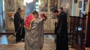 Πατριαρχική Σκήτη Αγίου Σπυρίδωνος Χάλκης: Εορτάστηκε ο Άγιος Προκόπιος