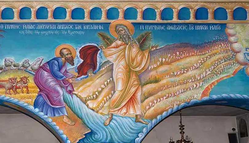 Τι σημαίνει το όνομα Ηλίας και γιατί τα εκκλησάκια του Προφήτη βρίσκονται σε υψόμετρο