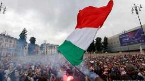 Διαδηλώσεις για το «πράσινο πάσο» στην Ιταλία