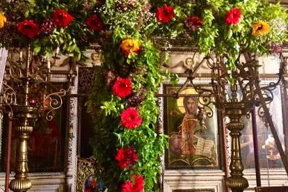Η Ύψωση του Τιμίου Σταυρού στην Μονή της Αγίας Αναστασίας της Φαρμακολυτρίας | orthodoxia.online | ιερα μονη αγιασ αναστασιασ φαρμακολυτριασ | εκκλησια | ΕΚΚΛΗΣΙΑ | orthodoxia.online