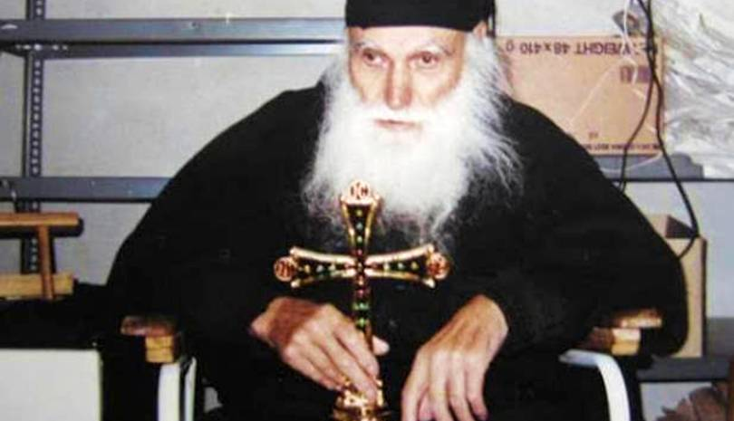 Να γιορτάζουμε την ύψωση του Σταυρού κάθε μέρα, έλεγε ο Όσιος Εφραίμ Κατουνακιώτης
