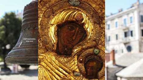 Άγιο Όρος : Η θαυματουργή Παναγία Πορταΐτισσα - Διηγείται ο π. Βασίλειος των Ιωασαφαίων.