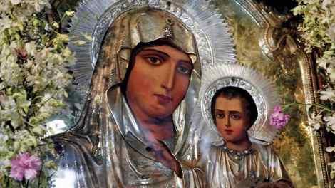 Μητρόπολη Εδέσσης : Παρακλητικός Κανόνας στην Παναγιά την Ιεροσολυμίτισσα από την ενορία Αγίας Παρασκευής Πλατάνης