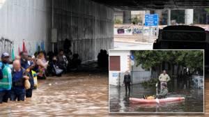 Κακοκαιρία Μπάλλος: Ένας νεκρός και τεράστιες καταστροφές
