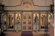 横浜ハリストス正教会・生神女庇護聖堂