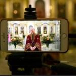 Orthodox Church livestreaming