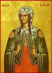 Photine of Samaria - OrthodoxWiki