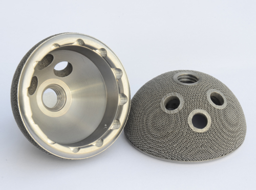 Orthopedic hip implant