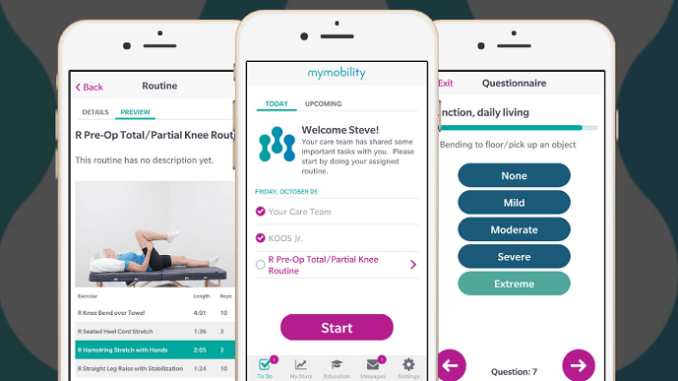 Zimmer Biomet and Apple Collaborate to Launch Major Clinical Study