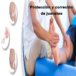 Protección de juanetes