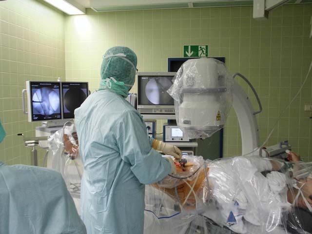 HftgelenkarthroskopieGelenkspiegelung  LVRKlinik fr