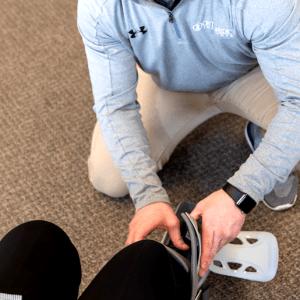 Broken Ankle treatment