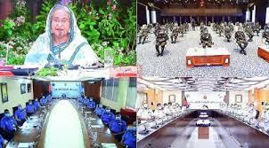 'সশস্ত্র বাহিনীর পদোন্নতিতে সৎ-পেশাদারদের অগ্রাধিকার দিন'