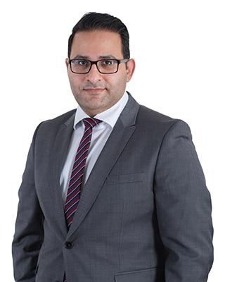 Dr. Mohamed Abou Koutah -Orthopedic & Spine Surgeon