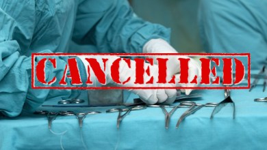 Photo of According to Study, 39% of Elective Orthopedic Surgery Are Cancelled at Least Once