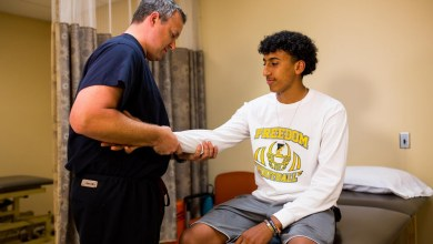 Photo of High school physicals aim to identify athletes at risk