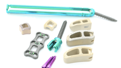 Photo of Nanovis Launches Expanded FortiCore Line of Interbody Fusion Devices at NASS