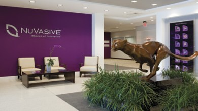 Photo of NuVasive wins a round in patent battle with Medtronic