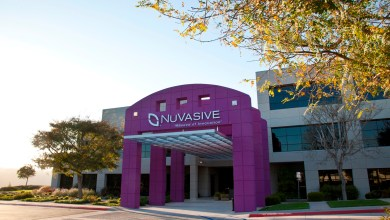 Photo of NuVasive Names Jason M. Hannon President and Chief Operating Officer; Patrick S. Miles Assumes Role of Vice Chairman