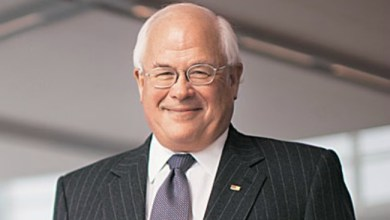 Photo of Businessman William Parfet resigns from Stryker Corp. Board of Directors