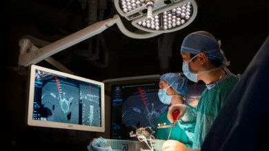 Photo of 7D Surgical Receives FDA 510(K) and Health Canada MDL Clearance for Its Breakthrough Image Guidance System for Spine Surgery