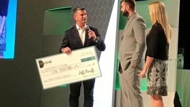Photo of Bioventus Raises $10,000 for Opportunity Village