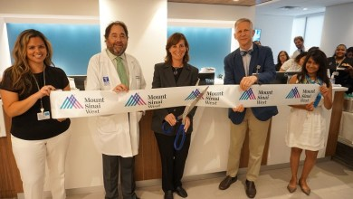 Photo of Mount Sinai Opens World-Class Orthopaedic Center on Manhattan's West Side