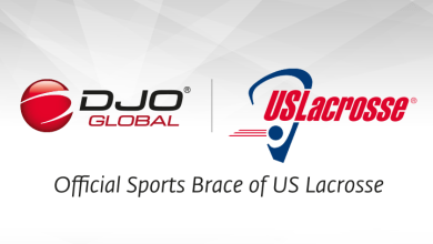 Photo of DJO Global Named Official Sports Brace of U.S. LaCrosse