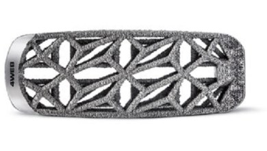 Photo of 4WEB Medical Demonstrates Increased Subsidence Resistance for Lateral Spine Truss System Compared to Annular Implants