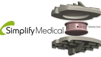 Photo of Simplify Medical Announces 50th U.S. Patent for Innovative Cervical Disc Replacement Portfolio