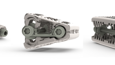 Photo of SpineEX® Announces FDA Clearance of Sagittae® Lateral Lumbar Interbody Fusion Devices