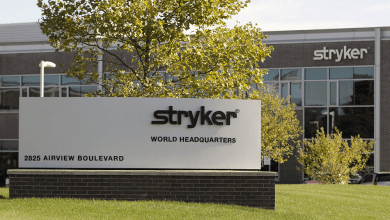 Photo of Stryker declares a $0.575 per share quarterly dividend