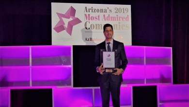 Photo of The CORE Institute Honored Among Arizona's Most Admired Companies