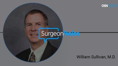 Photo of NASS Welcomes William Sullivan, M.D. as President