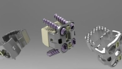 Photo of CTL Amedica Corp Granted Patent for Screw Offset Blocking Mechanism: Newly Patented Tech Implemented in MONET Anterior Cervical Fusion System